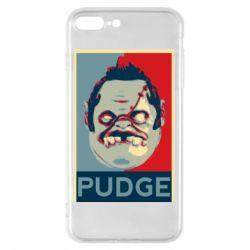 Чехол для iPhone 8 Plus Pudge aka Obey