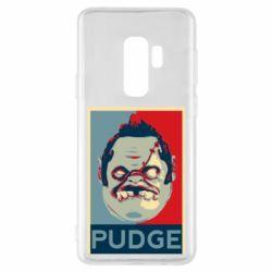 Чехол для Samsung S9+ Pudge aka Obey