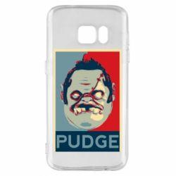 Чехол для Samsung S7 Pudge aka Obey