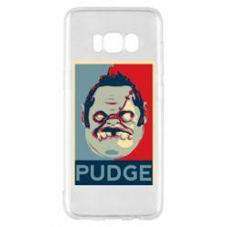 Чехол для Samsung S8 Pudge aka Obey