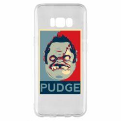 Чехол для Samsung S8+ Pudge aka Obey