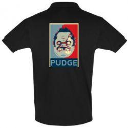 Мужская футболка поло Pudge aka Obey