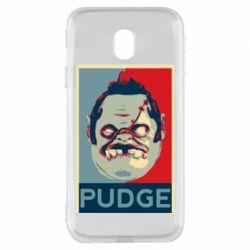 Чехол для Samsung J3 2017 Pudge aka Obey
