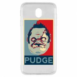Чехол для Samsung J7 2017 Pudge aka Obey