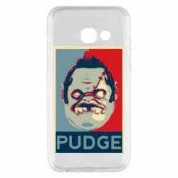 Чехол для Samsung A3 2017 Pudge aka Obey