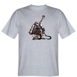 Мужская футболка Pudge Art - FatLine