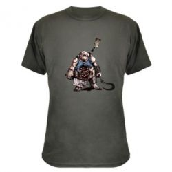 Камуфляжная футболка Pudge Art - FatLine