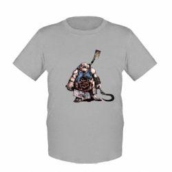 Детская футболка Pudge Art - FatLine