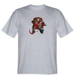 Мужская футболка Pudge Dota 2 - FatLine
