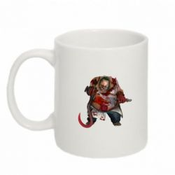 Кружка 320ml Pudge Dota 2