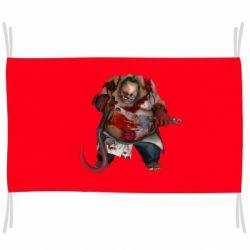 Прапор Pudge Dota 2