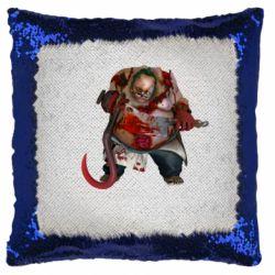 Подушка-хамелеон Pudge Dota 2