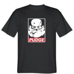Мужская футболка Pudge Obey - FatLine