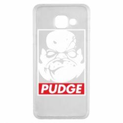 Чохол для Samsung A3 2016 Pudge Obey