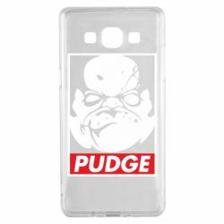 Чохол для Samsung A5 2015 Pudge Obey