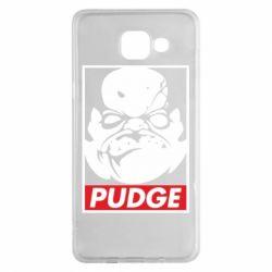 Чохол для Samsung A5 2016 Pudge Obey