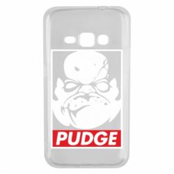 Чехол для Samsung J1 2016 Pudge Obey