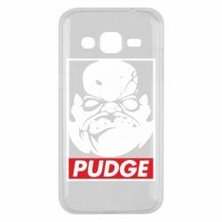 Чехол для Samsung J2 2015 Pudge Obey