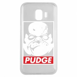 Чохол для Samsung J2 2018 Pudge Obey