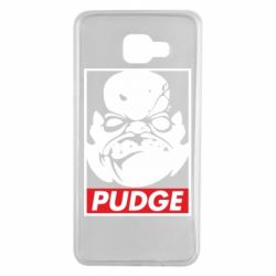 Чохол для Samsung A7 2016 Pudge Obey