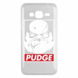 Чехол для Samsung J3 2016 Pudge Obey