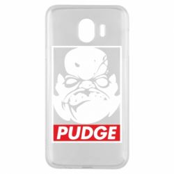 Чехол для Samsung J4 Pudge Obey
