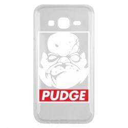 Чохол для Samsung J5 2015 Pudge Obey