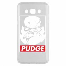 Чехол для Samsung J5 2016 Pudge Obey