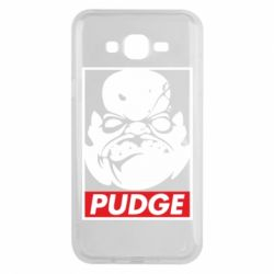Чехол для Samsung J7 2015 Pudge Obey