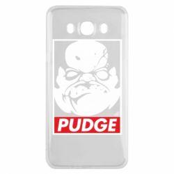 Чехол для Samsung J7 2016 Pudge Obey