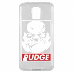 Чохол для Samsung S5 Pudge Obey