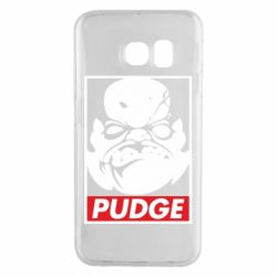 Чехол для Samsung S6 EDGE Pudge Obey