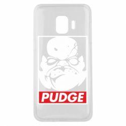 Чехол для Samsung J2 Core Pudge Obey