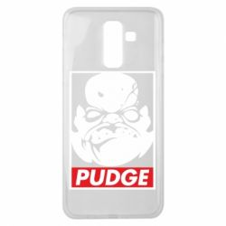 Чохол для Samsung J8 2018 Pudge Obey