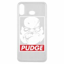 Чохол для Samsung A6s Pudge Obey