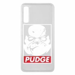 Чехол для Samsung A7 2018 Pudge Obey