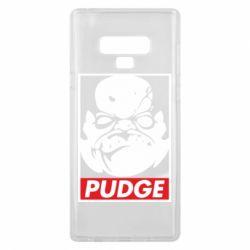 Чохол для Samsung Note 9 Pudge Obey