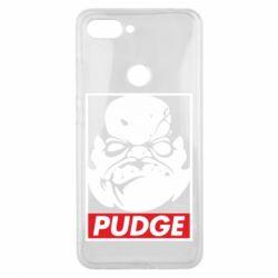 Чохол для Xiaomi Mi8 Lite Pudge Obey