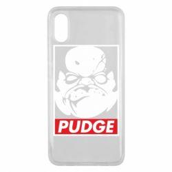 Чехол для Xiaomi Mi8 Pro Pudge Obey