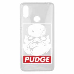 Чехол для Xiaomi Mi Max 3 Pudge Obey