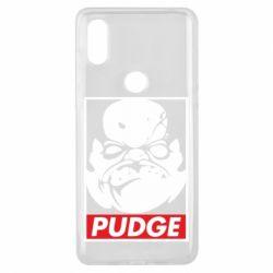 Чехол для Xiaomi Mi Mix 3 Pudge Obey