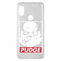 Чехол для Xiaomi Redmi Note 6 Pro Pudge Obey