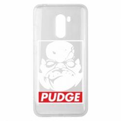 Чехол для Xiaomi Pocophone F1 Pudge Obey