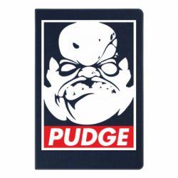 Блокнот А5 Pudge Obey