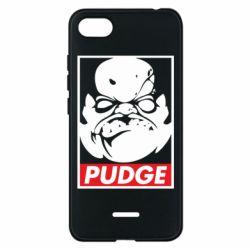 Чехол для Xiaomi Redmi 6A Pudge Obey