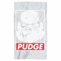 Рушник Pudge Obey