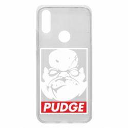 Чехол для Xiaomi Redmi 7 Pudge Obey