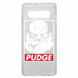 Чехол для Samsung S10+ Pudge Obey