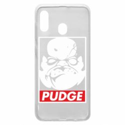 Чехол для Samsung A30 Pudge Obey