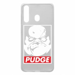 Чохол для Samsung A60 Pudge Obey